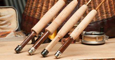 Bamboo fly rod models